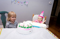 Sloane's First Birthday